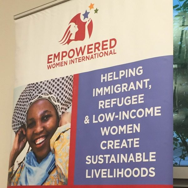 Empowered Women International Purpose