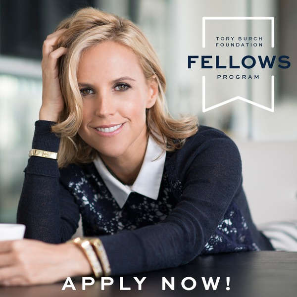 5f77132f35fb Female Founders Apply Now For a Tory Burch Foundation Fellowship ...