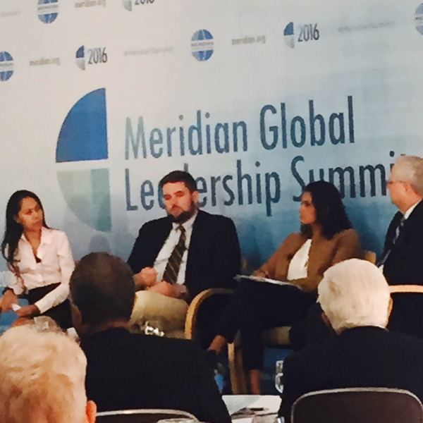 meridian leadership summit panel