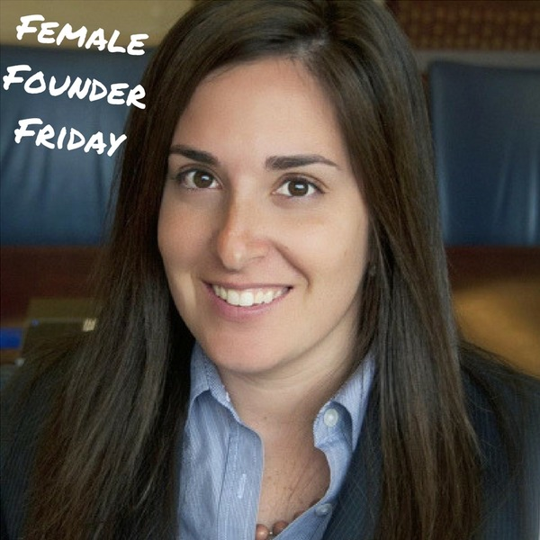 Female Founder Friday | Sarah Van Dell