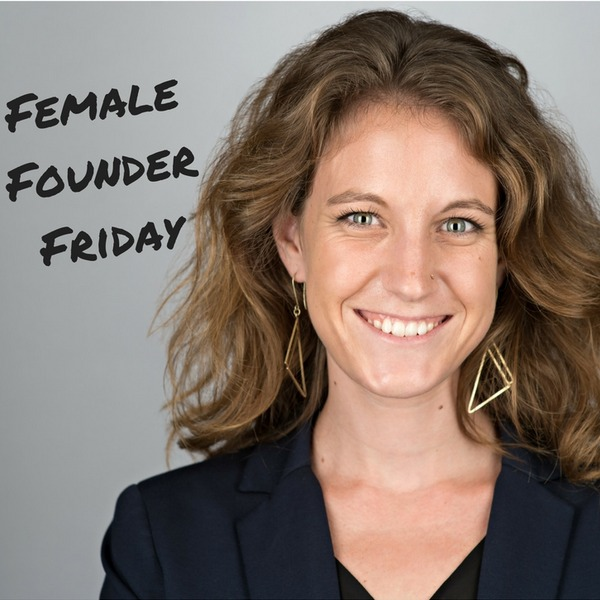 Female Founder Friday | Claire Naylor