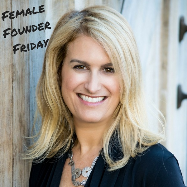 Female Founder Friday | Aviva Goldfarb