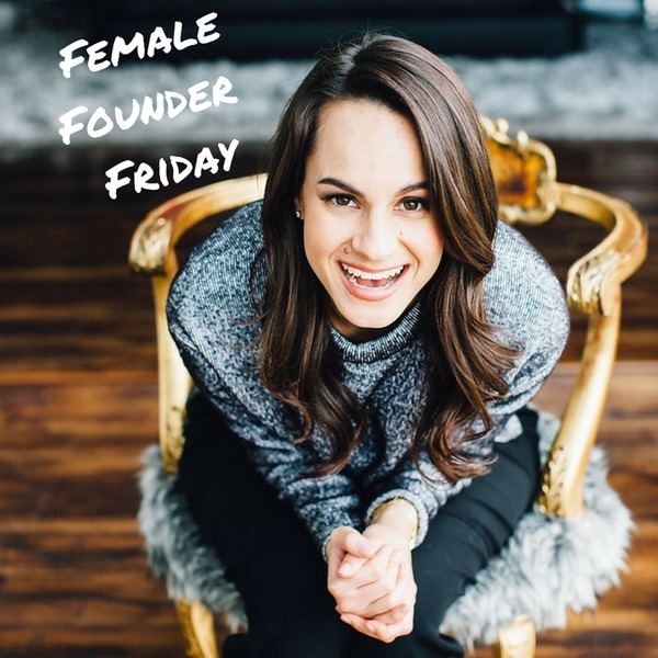 Female Founder Friday | Ashley Stahl