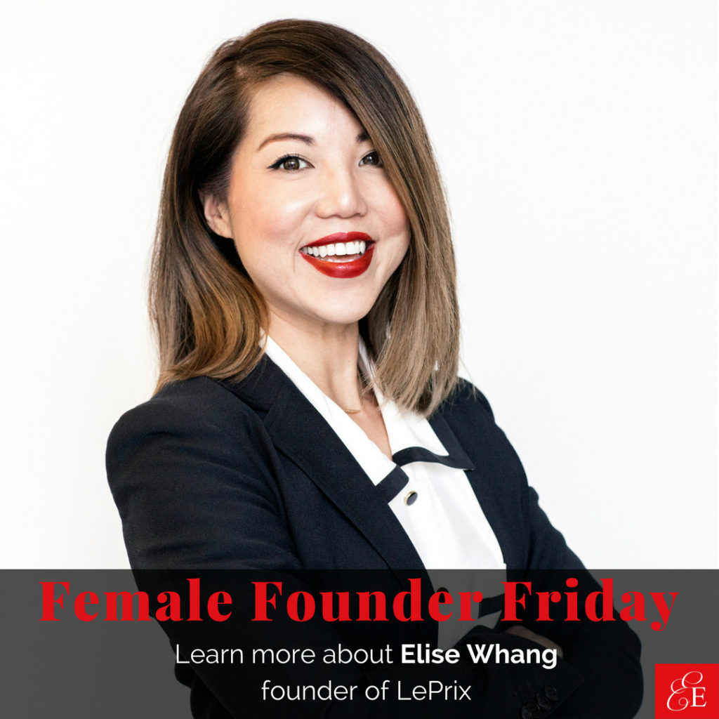 Female Founder Friday | Elise Whang