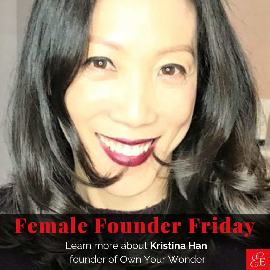 Female Founder Friday | Kristina Han