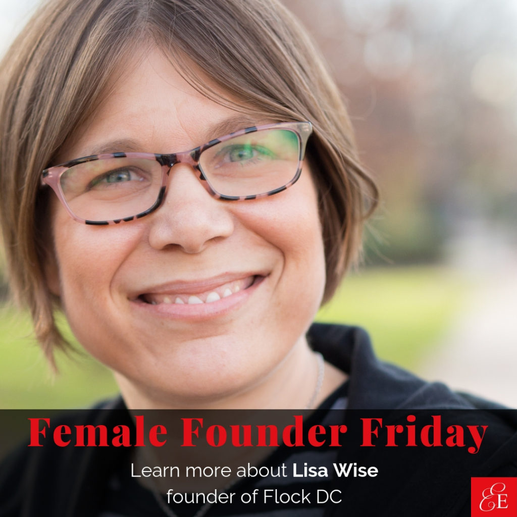 Female Founder Friday | Lisa Wise